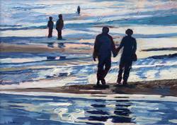 Promenade reflections