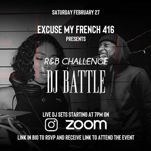 DJ Battle - R&B Challenge