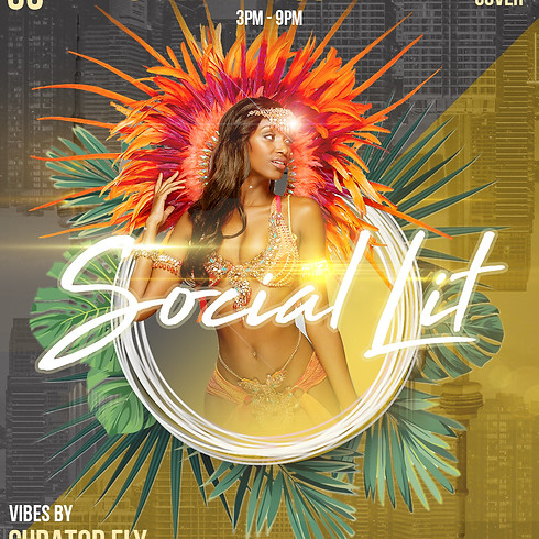 Social Lit | Caribana Weekend