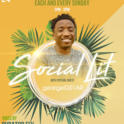Social Lit | Day Party