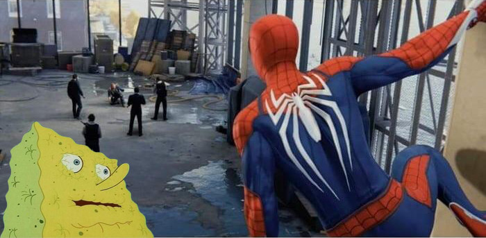 Insomniac Removes Puddles from Upcoming Spider-Man Game Despite Fans' Collective Thirst