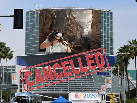 E3 Canceled Due to Half-Life: Alyx