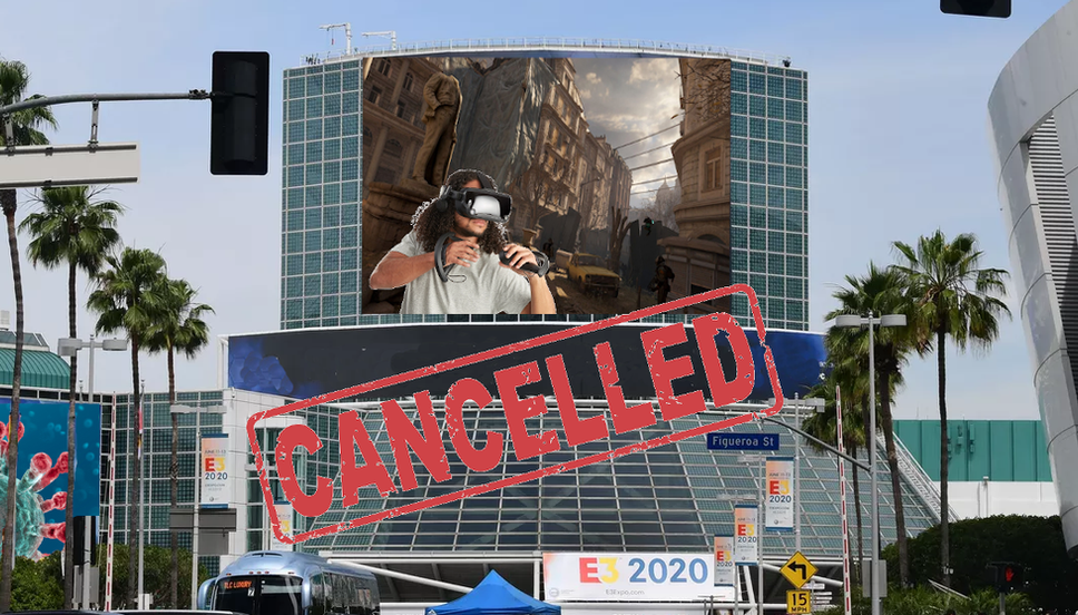 E3 Canceled Due to Half-Life: Alyx