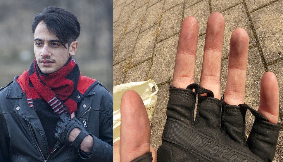 Glen, Who Only Plays Final Fantasy, Would Like a New Pair of Fingerless Gloves for His Birthday