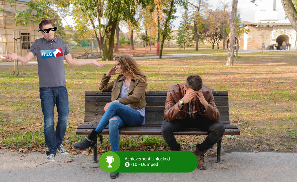 Girlfriend Leaving for Someone With Higher Gamerscore
