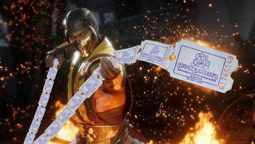 Ed Boon Clarifies That Obtaining All MK 11 Skins Requires Giving Up Your Chuck E. Cheese Tickets