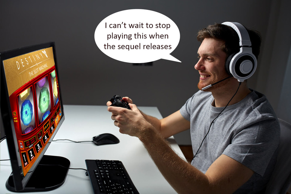 """""""Destiny is Such a Disappointing Series,"""" Claims Area Man Who Plays Every Weekend"""