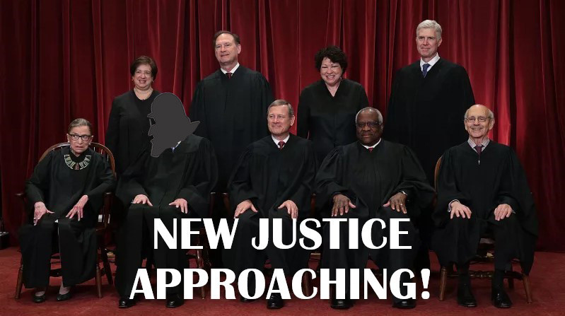 Could Waluigi be the New Supreme Court Justice?