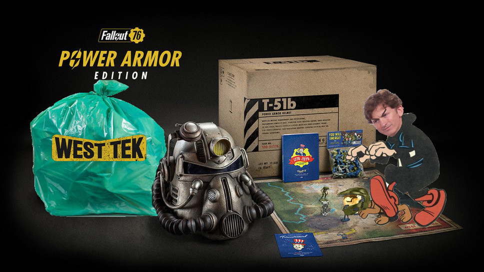 Bethesda Demands Return of Fallout 76 Bags That No One is Grateful For