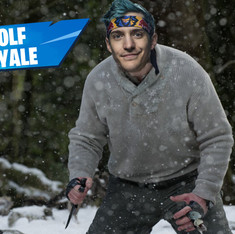 Ninja Leaving Twitch to Pursue Dream of Defending Alaskan Oil Line Workers From Wolves