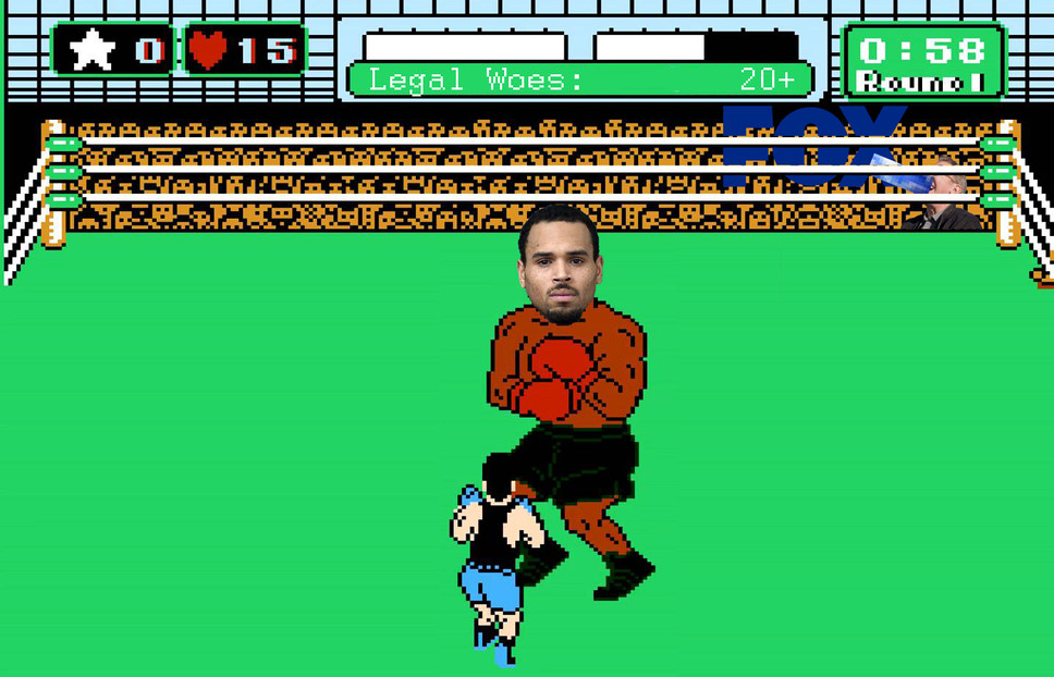 Nintendo Cancels Plans for Chris Brown's Punch-Out!!