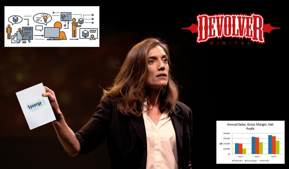 Devolver Digital Delivers Demure Demonstration