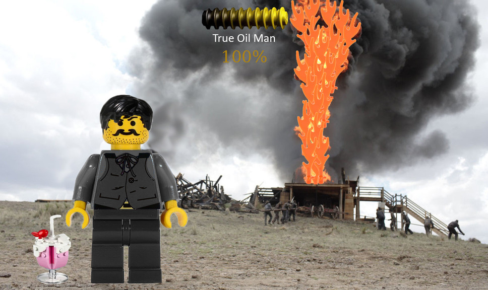 TT Games Unwilling to Make LEGO: There Will Be Blood Even Though it Would Be GOTY