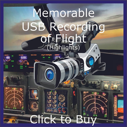 Video Recording of your Flight
