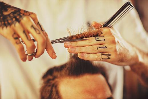 corte de pelo masculino