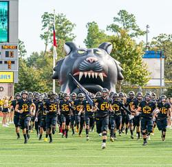 2019 Klein Oak Panthers (2)