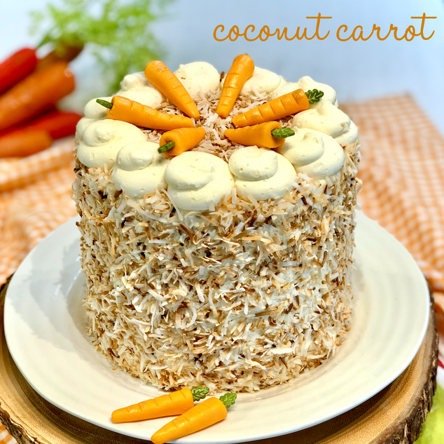 Coconut Carrot