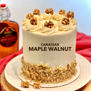 Canadian Maple Walnut