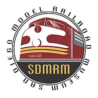 San Diego Model RailRoad logo