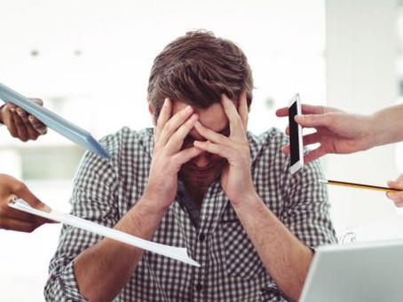 Stres ima tri neposredne učinke na bolezen