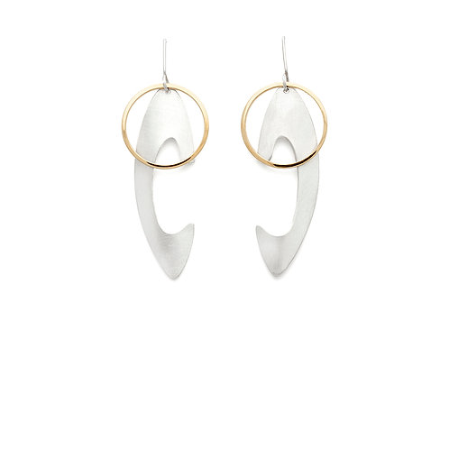 no.19 Sketches earrings