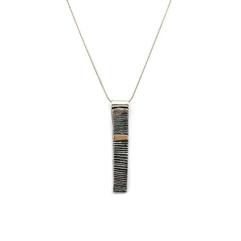 no.1 Traces pendant