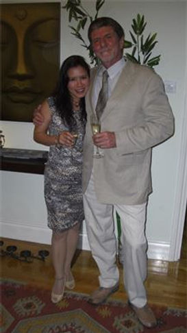 Dr Stephen Percival and Tracy Lee.jpg
