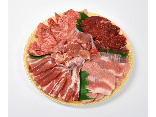【芝浦直買付】バラエティお肉セット