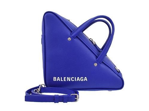 BALENCIAGA バレンシアガ トライアングル ダッフル 2wayハンドバッグ クロスボディ レザー 476975