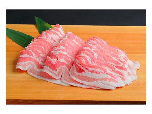 【国産高級ブランド】やまと豚 しゃぶしゃぶ用肉 500g・究極の塩だれ(1.8L)