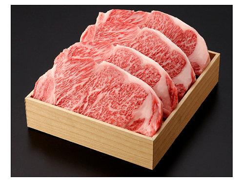 期間限定セール!【特撰!】黒毛和牛(サーロイン) ステーキ900g(180g×5枚)