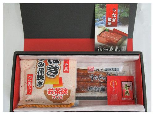 【30食限定】愛知県三河一色産うなぎ蒲焼1尾+きざみうなぎ2食入