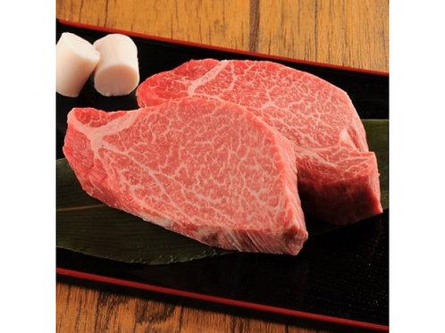 【お肉を食べよう】黒毛和牛ヒレステーキ 150g×3枚