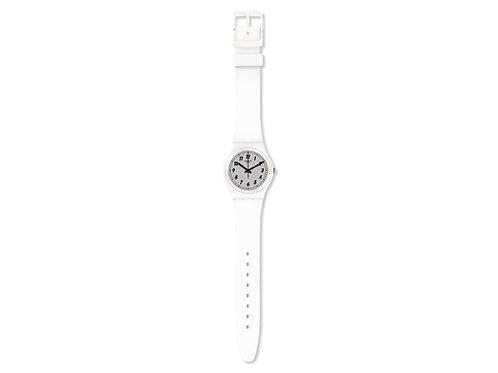Swatch スウォッチ 腕時計 SOMETHING WHITE GW194