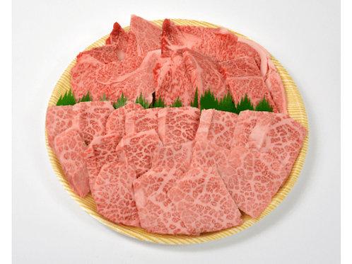 【芝浦直買付】極・黒毛和牛セット 1kg