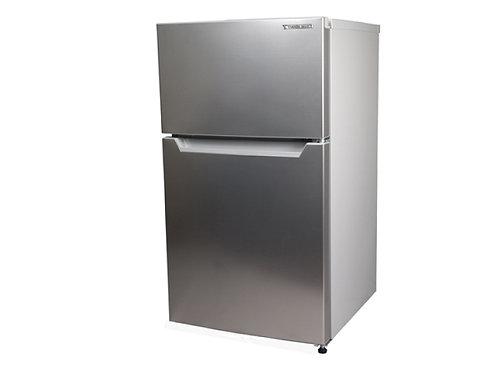 YAMADA SELECT(ヤマダセレクト) YRZC09H1 2ドア冷蔵庫 (87L・右開き)