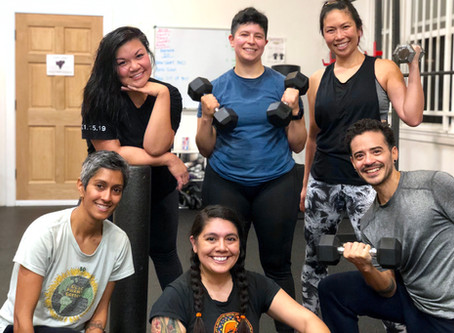 QTPOC: Jumpstart Your Fitness Journey with Special Personal Training