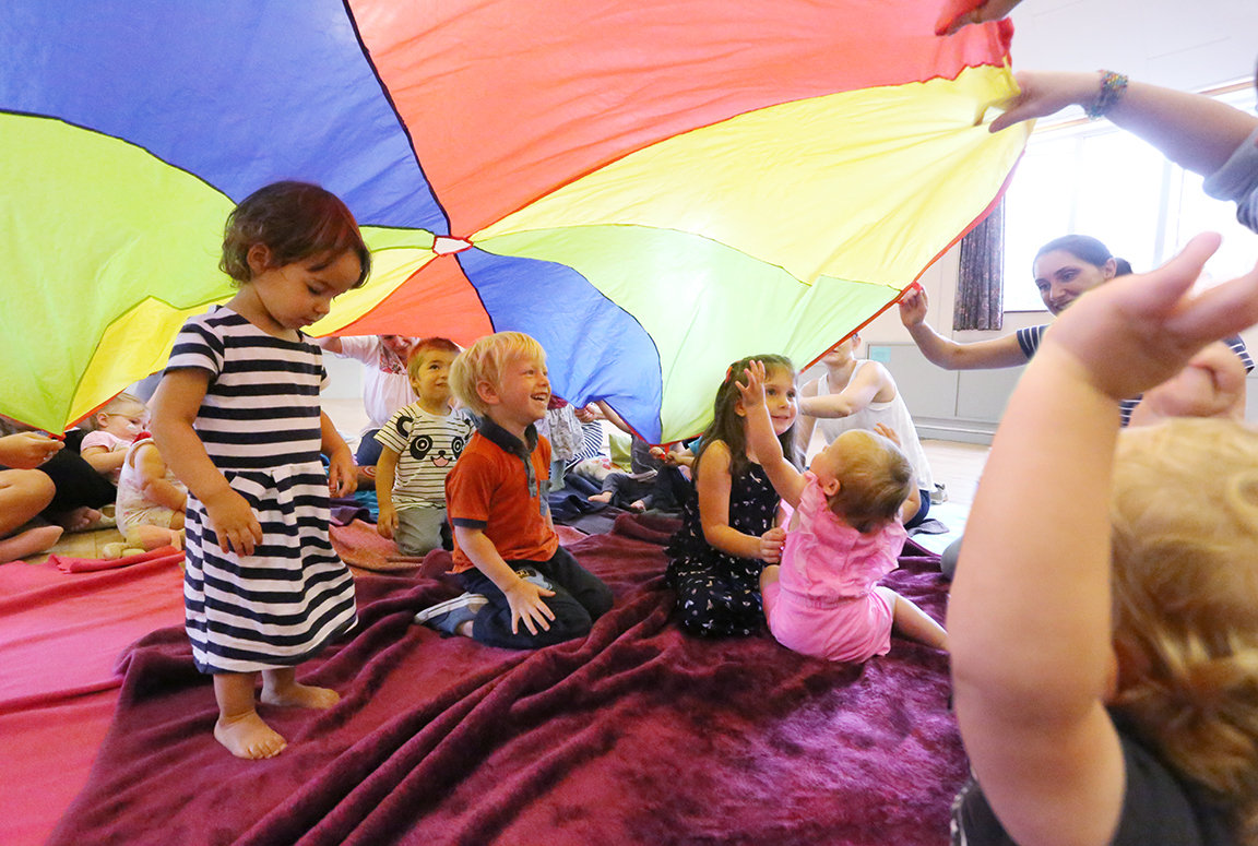 Music 4 Minis Nursery/Preschool Session