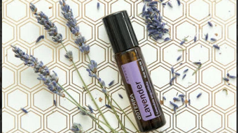 Lavender Roll On Oil