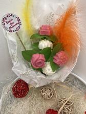 bouquet bougie