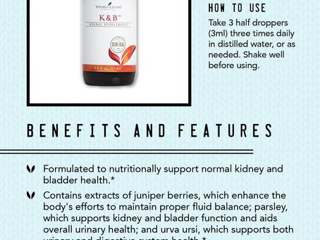 Kidney & Bladder Health!