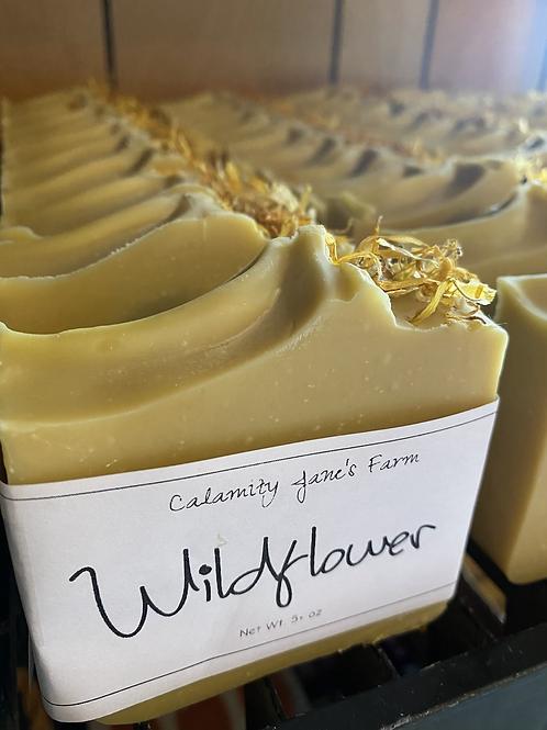 Wildflower Soap