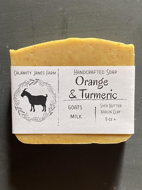 Orange & Turmeric