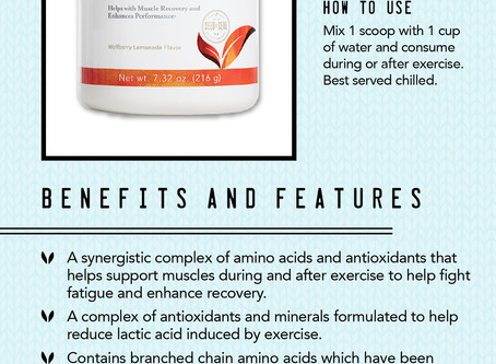 Support Muscle Growth and Recovery