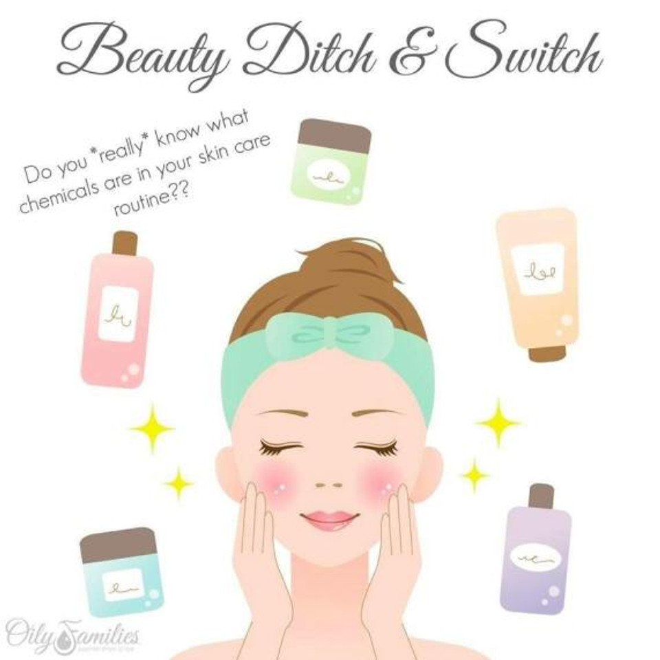 beauty ditch & switch