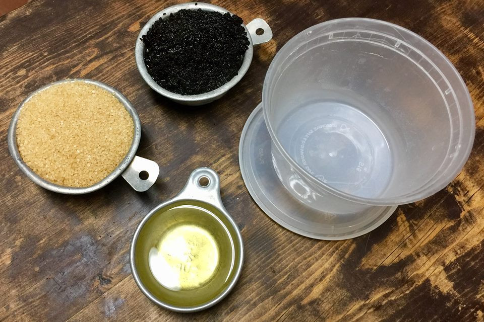 coffee scrub recipe pic