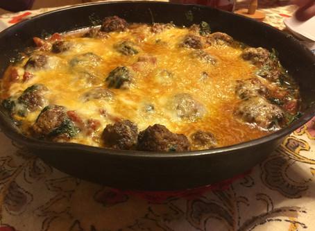 Mind Blowing Italian Meatballs