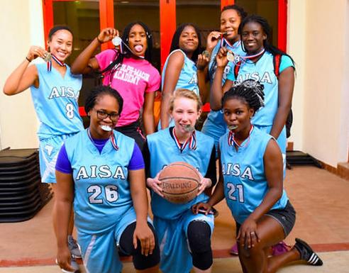 High School Basketball Tournament