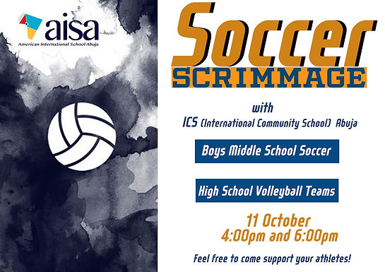 Soccer and Volleyball Scrimmage