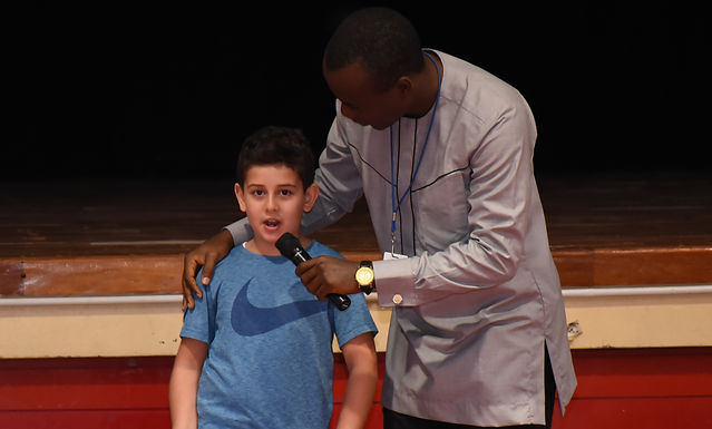 Elementary Activities Assembly